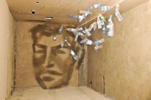 "Artist Rashad Alakbarov, ""Plastic Potret"""