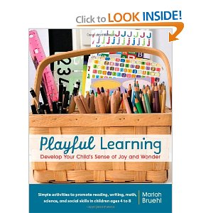 Playful Learning book image