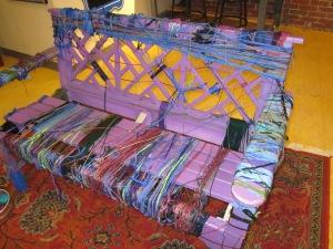 Yarn Bench / Tangler #1