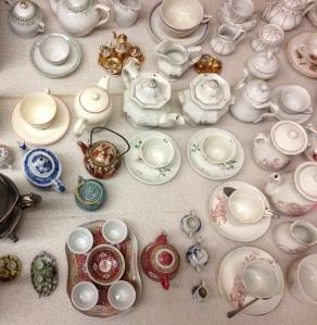 old teacups