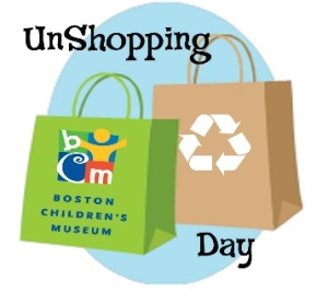 Unshopping logo