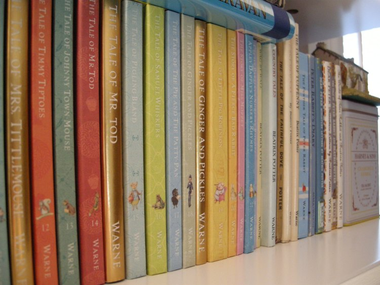 Potter Books